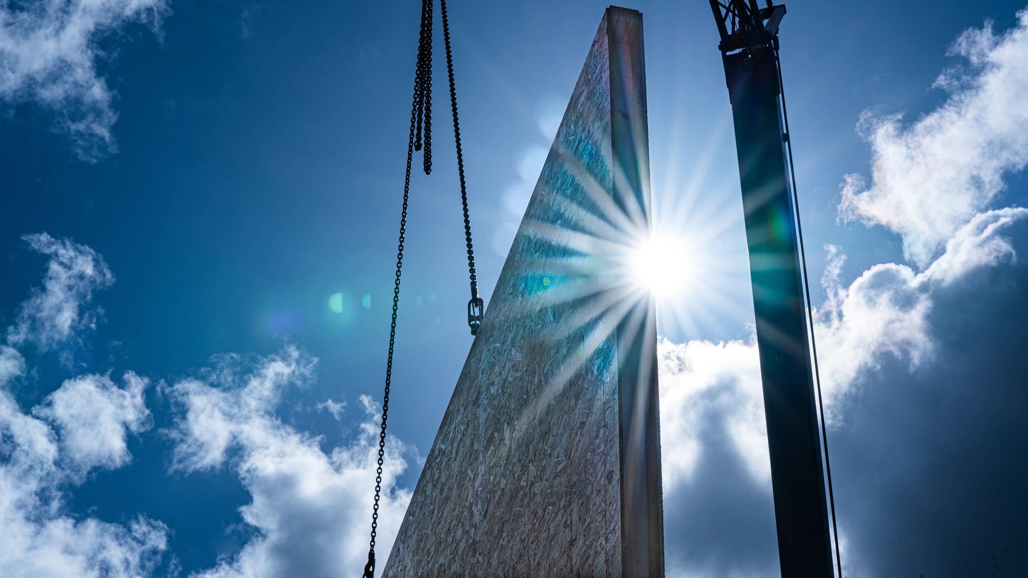 Entwicklung einer Richtlinie für Konstruktionen in Holzbauweise in den GK 4 und 5 gemäß der LBO BW