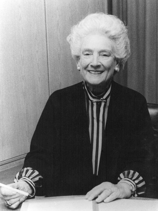 Mia Seeger um 1990