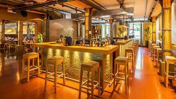Restaurant, Neue Spinnerei Baransicht