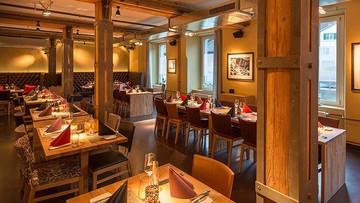 Restaurant Neue Spinnerei Innenansicht
