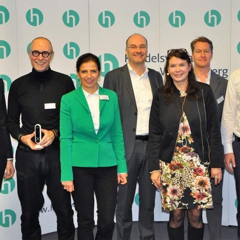 Gruppenfoto, 11.Fachkonferenz, Handelsverband