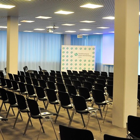 Bestuhlung, Saal, 11.Fachkonferenz, Handelsverband