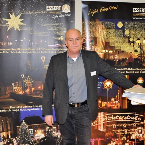 Stand, Essert Illuminationen, 11.Fachkonferenz, Handelsverband