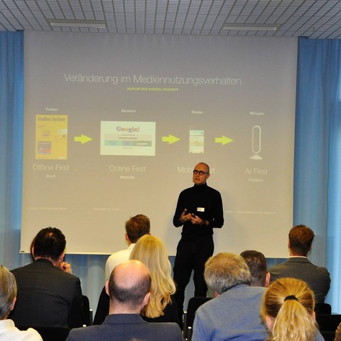Vortrag, Mediennutzungsverhalten, 11.Fachkonferenz, Handelsverband