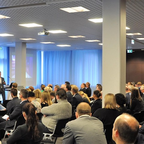 Vortrag, Saal, 11.Fachkonferenz, Handelsverband