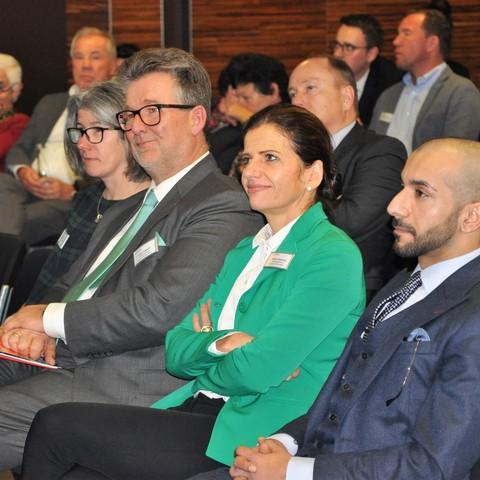 Stuhlreihe, 11.Fachkonferenz, Handelsverband