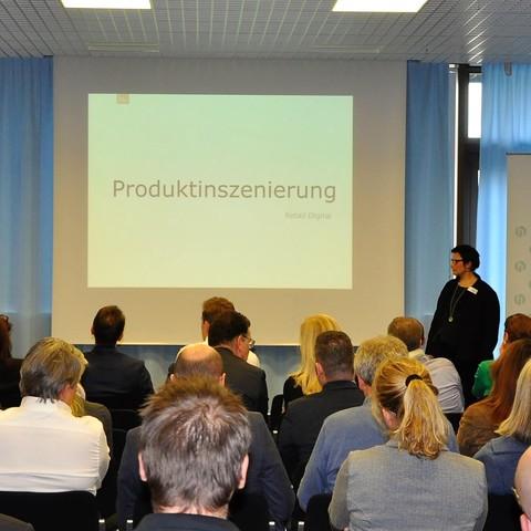 Vortrag, Produktinszenierung, 11.Fachkonferenz, Handelsverband