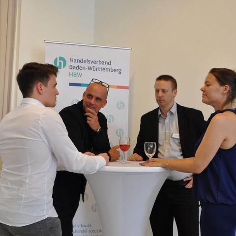 Handelsverband, Gesprächsrunde, Jahresmeeting, 2018