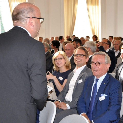 Handelsverband, Saal, Jahresmeeting, 2018