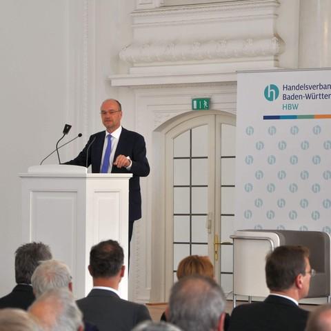Handelsverband, Rede, Hütter, Saal, Jahresmeeting, 2018