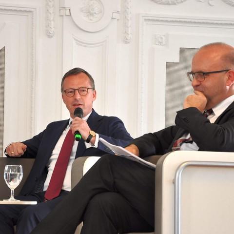 Handelsverband, Diskussion, Saal, Jahresmeeting, 2018