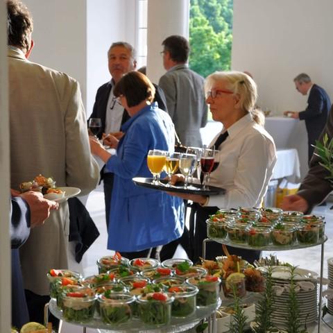 Handelsverband, Essen, Buffet, Jahresmeeting, 2018