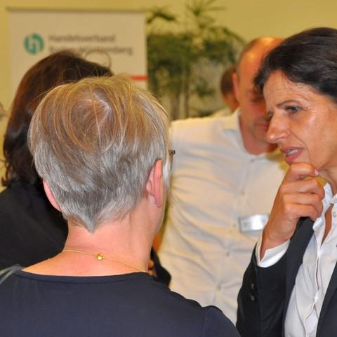 Handelsverband, Hagmann, Gespräch, Jahresmeeting, 2018