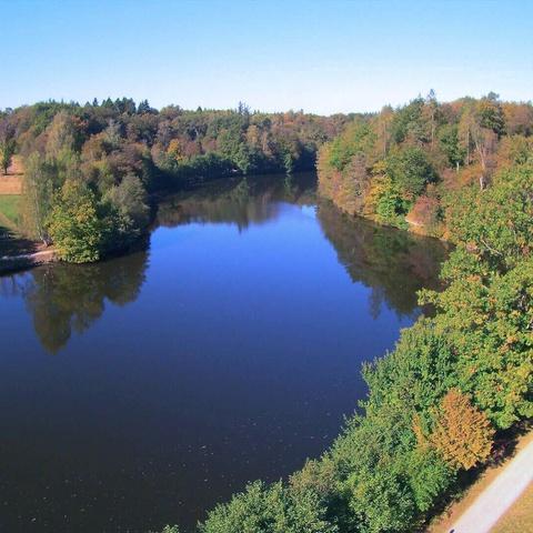 Seenlandschaft Stuttgart