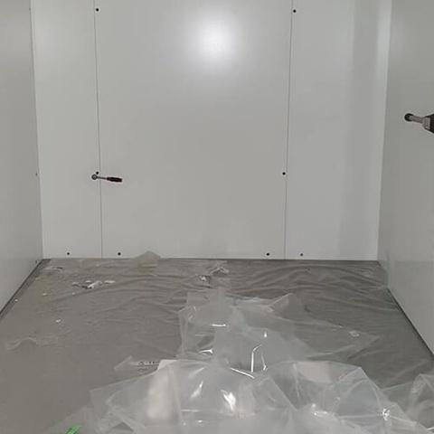 kühlhaus tür