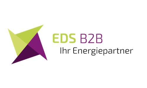 EDS B2B – Ihr Energiepartner  Logo