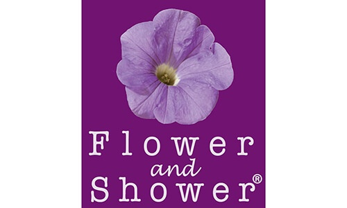 Flower and Shower Logo