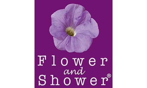 Flower and Shower Logo