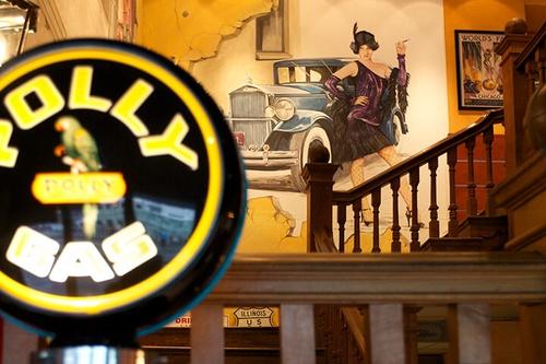 Al Capone Steaks Pizza Pasta Restaurant in St Gallen