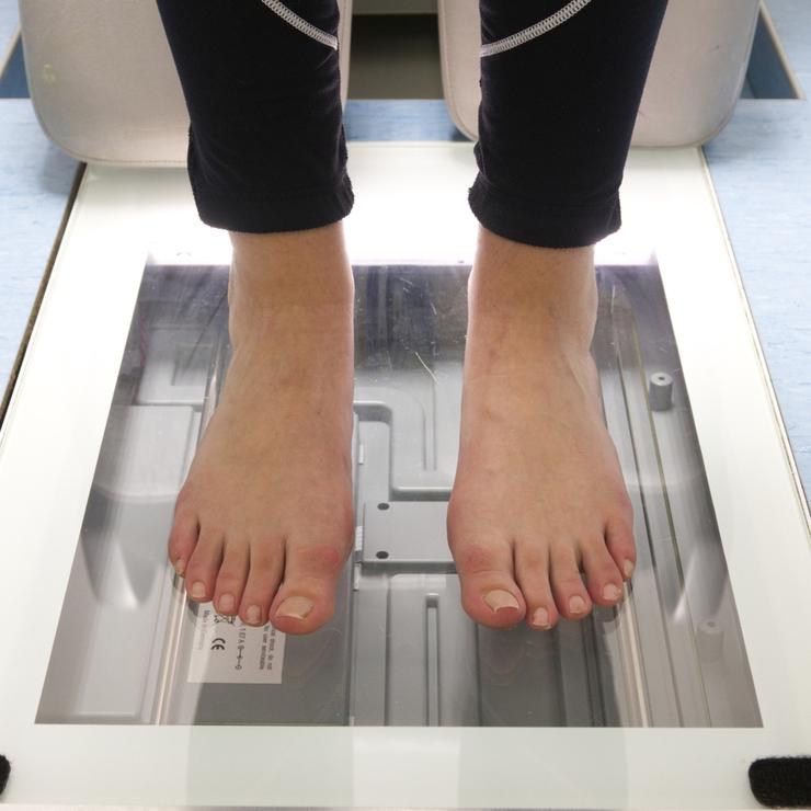 Orthopädische Schuheinlagen