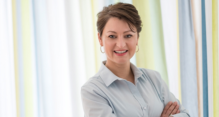 Irene Bladt, IT-Personalberaterin