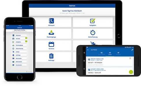 taifun app responsive desktop