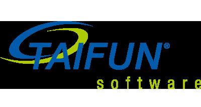 logo taifun software ag