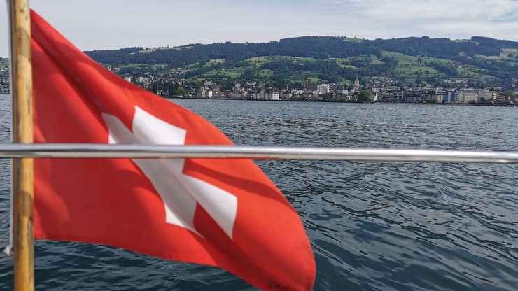 Bodensee, Fahne, Rorschach
