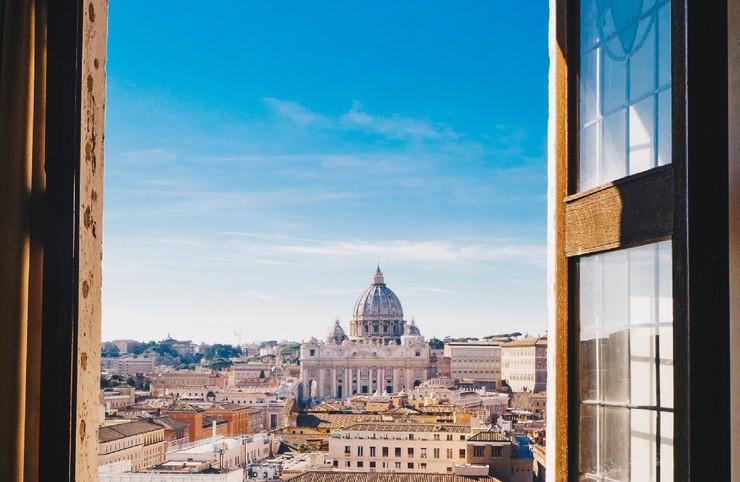 Kulturfahrt Rom Studienreise