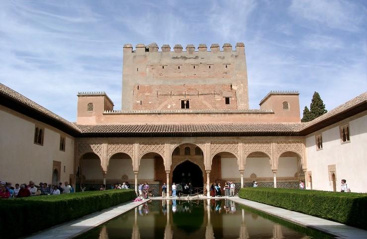 Kulturfahrten Andalusien