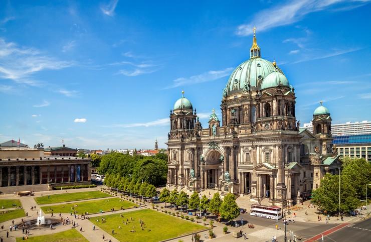 Klassenfahrt Berlin