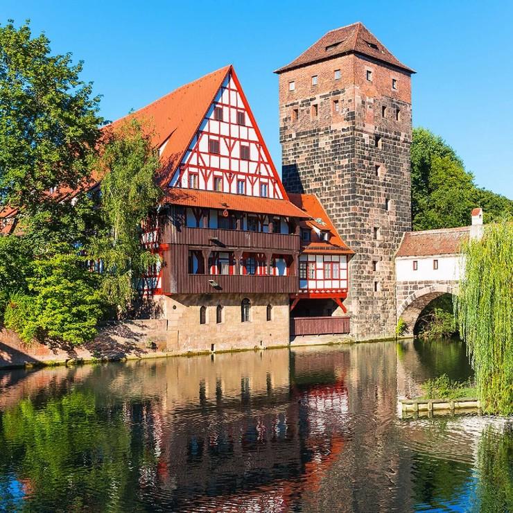Klassenfahrt nach Nürnberg