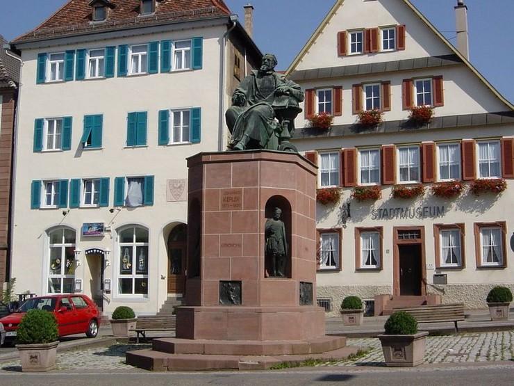 Kepler Marktplatz Marbach
