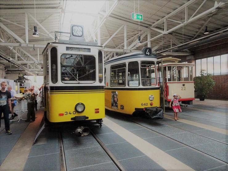 Straßenbahnmuseum Stuttgart Klassenfahrt