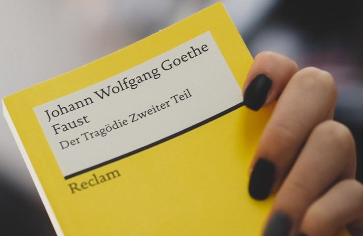 Klassenfahrt Weimar