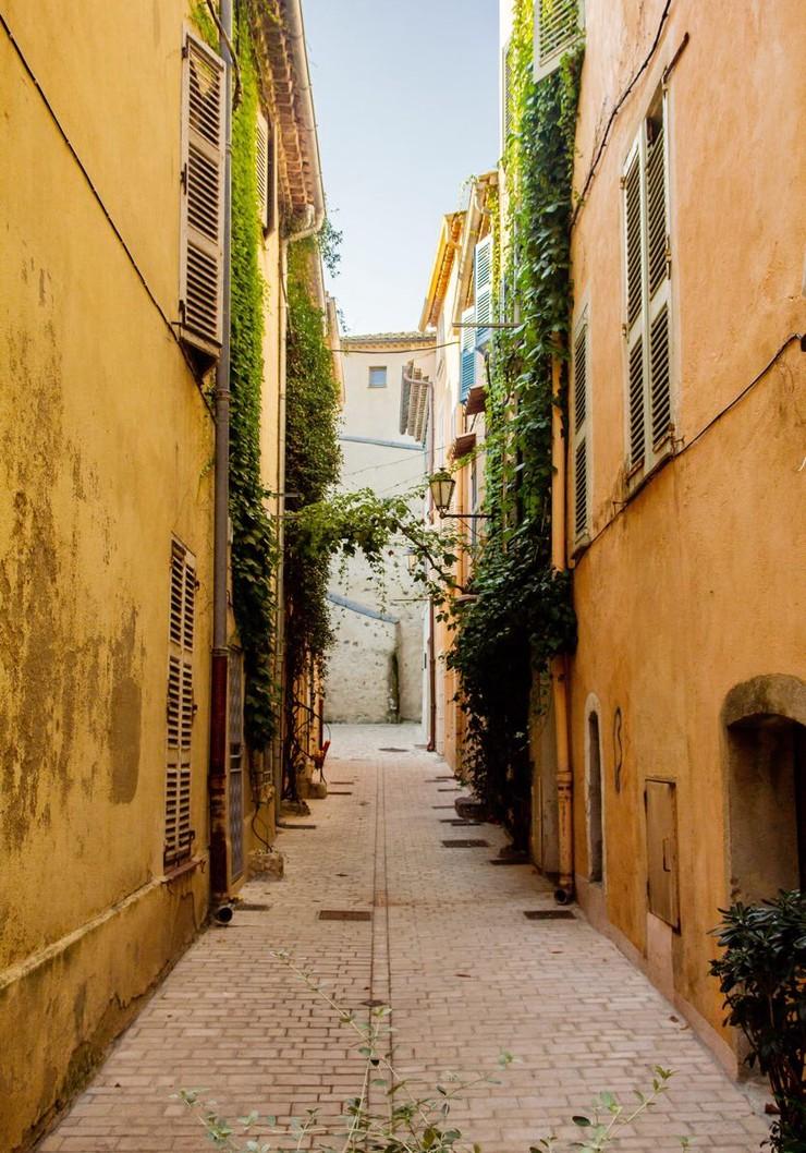 Klassenfahrt Provence