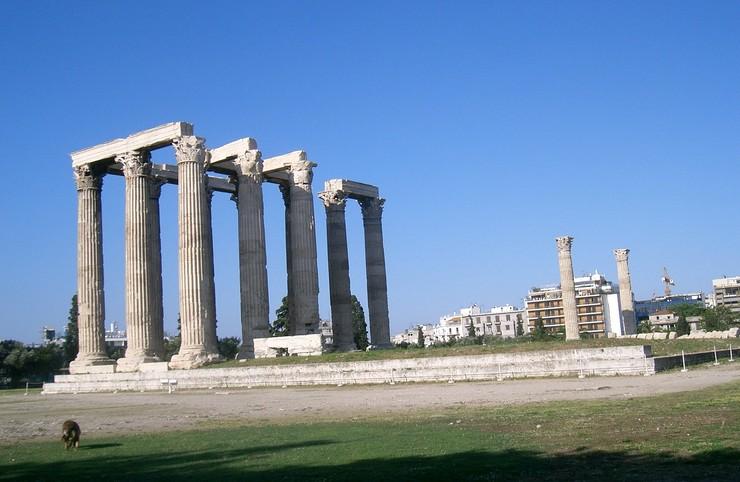 Klassenfahrt Athen