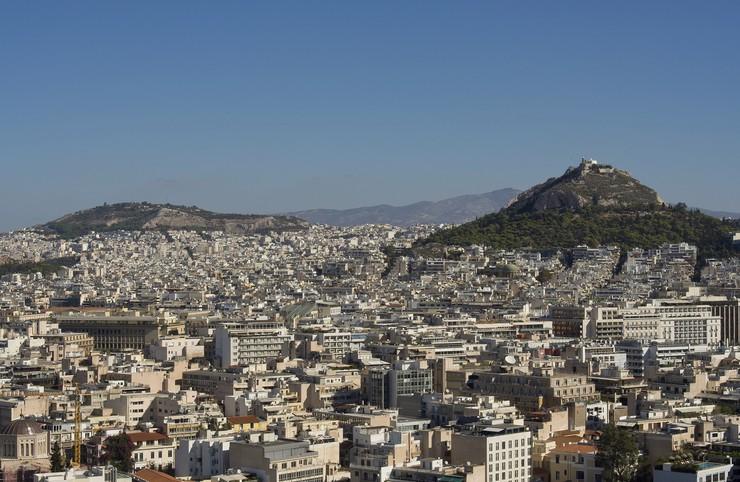 Skyline Athen