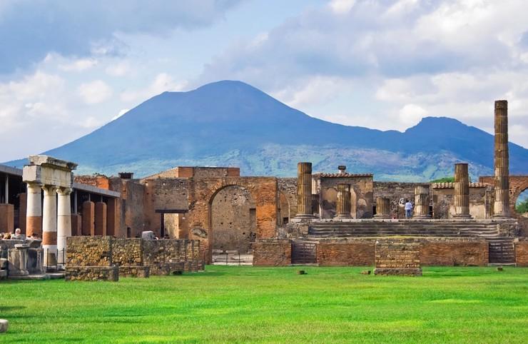 Pompeji Sorrent Klassenfahrt
