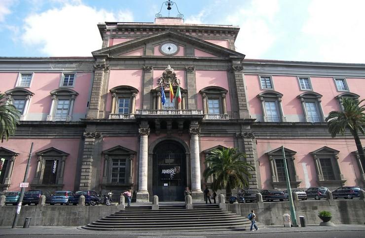 Nationalmuseum Neapel Klassenfahrt