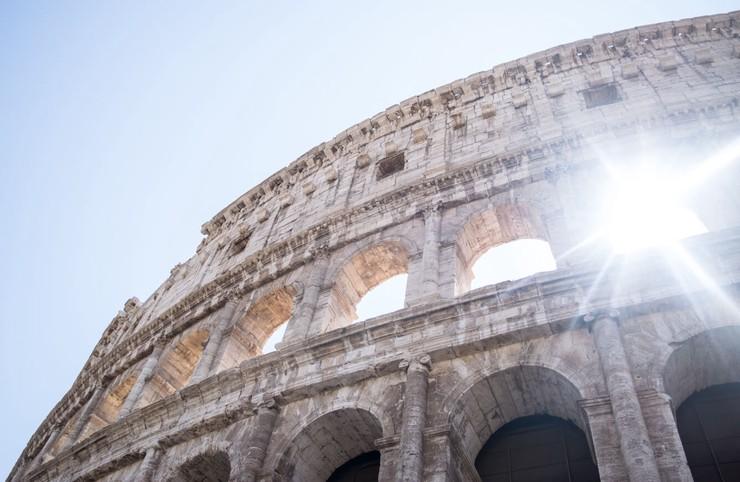 Klassenfahrt nach Rom