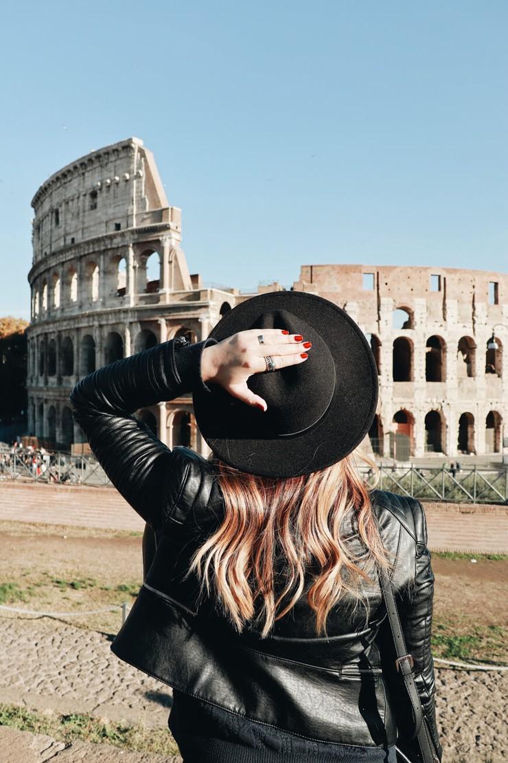 Klassenfahrt Rom