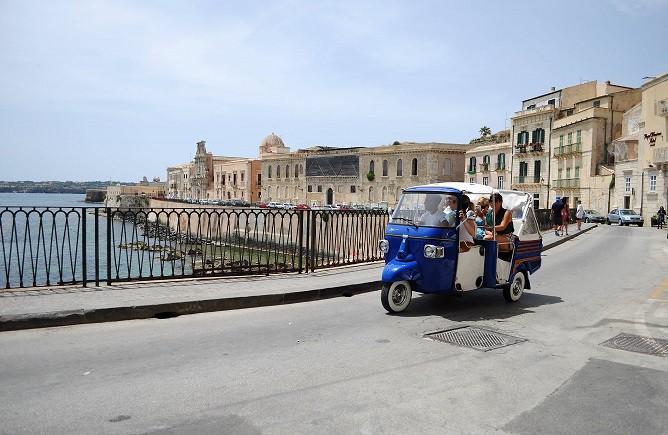 Klassenfahrt Sizilien