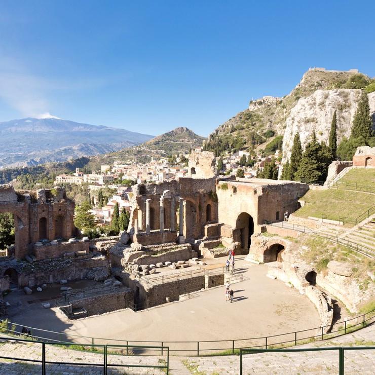 Sizilien Klassenfahrt
