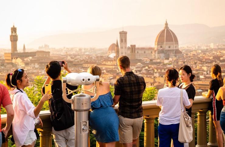 Klassenfahrt Toskana Florenz