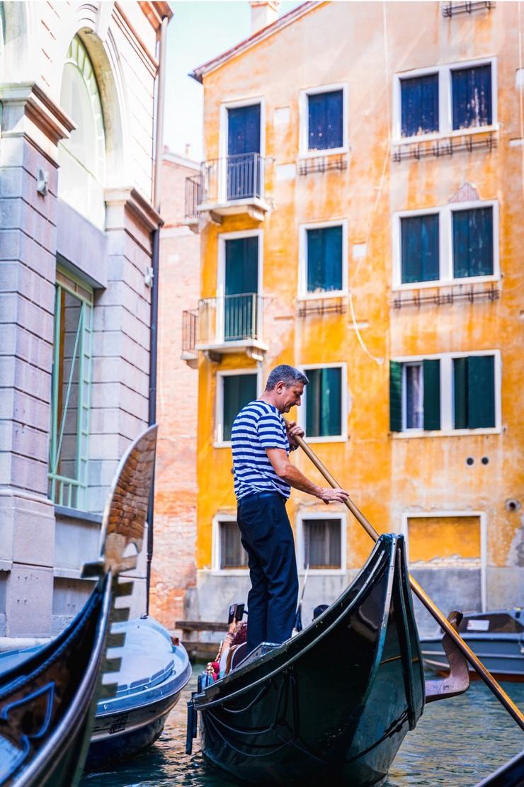 Klassenfahrt Venedig