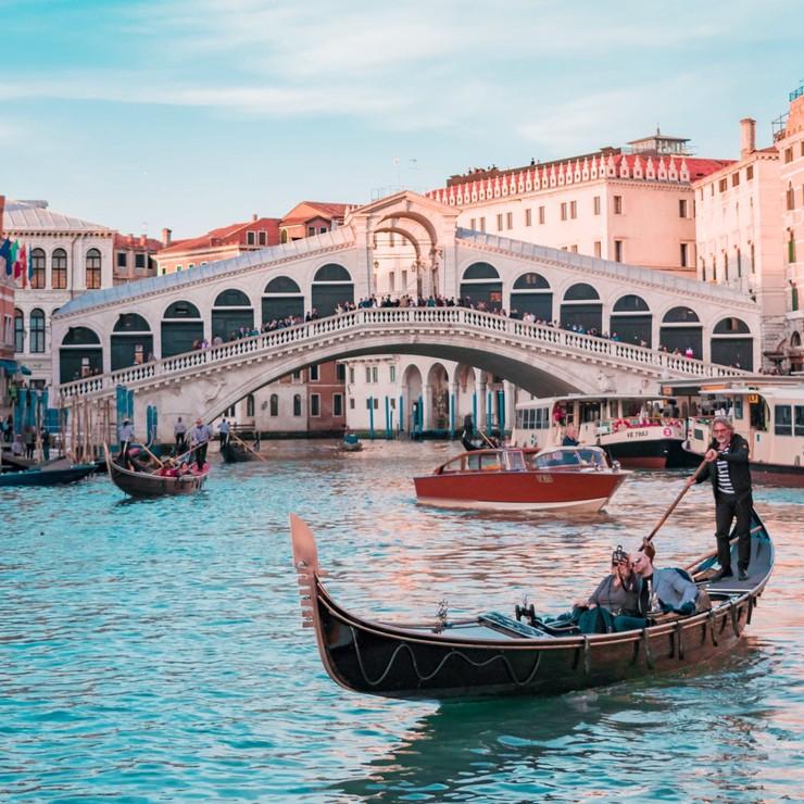 Venedig Klassenfahrt