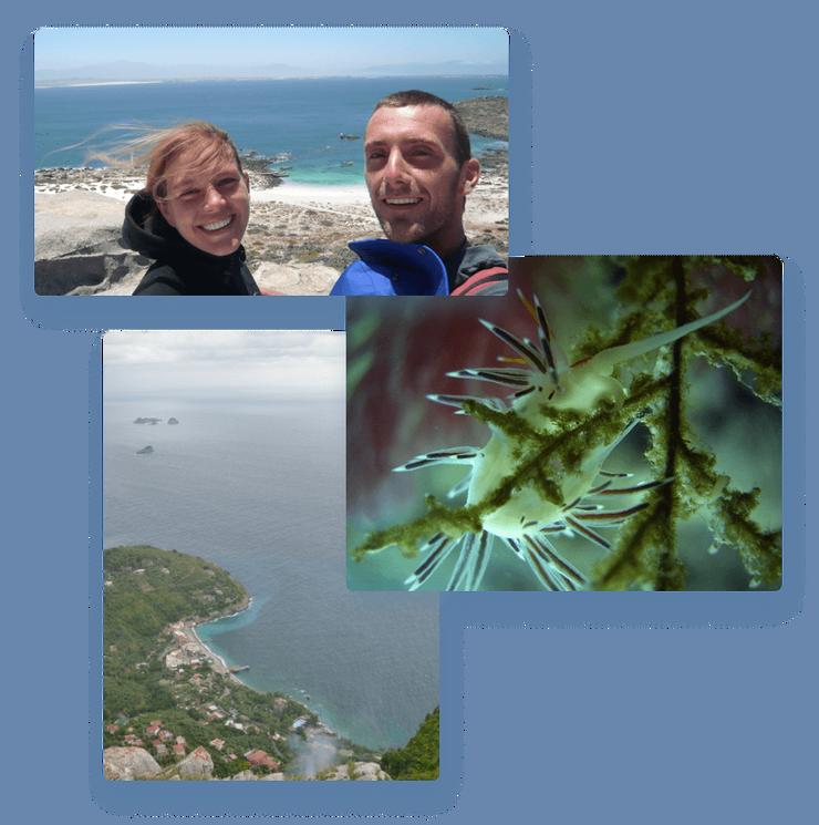 Unterwasserwelt erforschen