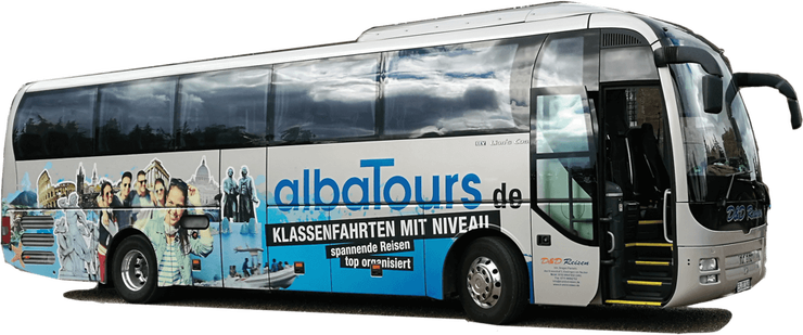 albaTours Busreise
