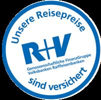 R+V Logo
